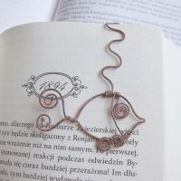 little fish bookmark by Lethe007