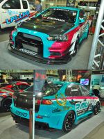 Bangkok Auto Salon 2013 150 by zynos958