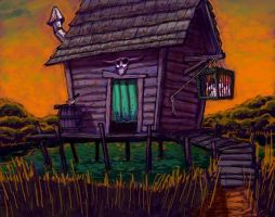 This Old House by Grinning-Oni