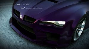 HSV GTS Holden concept by wizzoo7