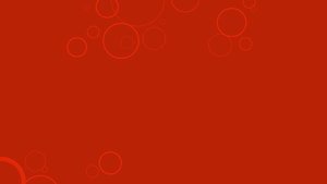 Red Windows 8 Bubbles Background by gifteddeviant