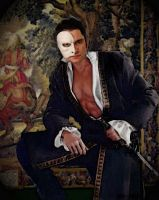 Erik - the romantic phantom by phantomlover