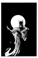 The Batman by KenHunt