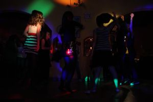 Dancing under the disco lights by Greyfaerie4