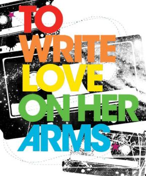 To Write Love on Her Arms by melissabarletta