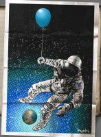 Astronaut by Franky-p
