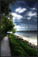 A walk along the sea... by cailenc