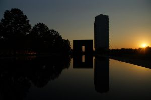 Oklahoma City Memorial 8 by bowtiephotography