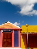 Buildings of Bonaire by MegaPIG1o1