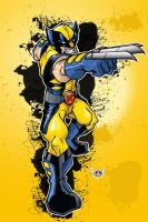 WOLVIE by JUANPUIS
