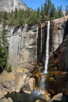 Vernal Falls by Sparty91