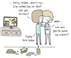 One direction - Niam by milamint