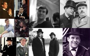 Jeremy Brett collage by jbshlover