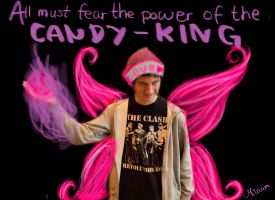 Candyking by Miriam-Hiromi