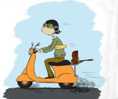 mopED by HettyBobcat