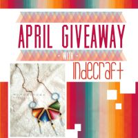 April Giveaway With Indecraft by heppieyippie