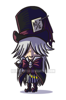 Mad Hatter Undertaker by Digimitsu