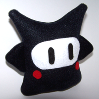 Ninji plush by obesolete