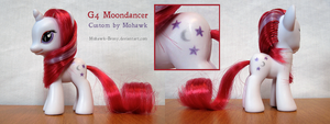 MLP Custom G4 Moondancer by MohawkMax