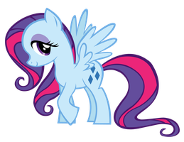 Sparklshy vector by Durpy