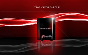 Playstation 3 Wallpaper by Zero1122
