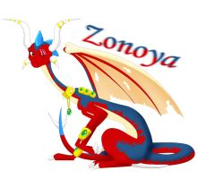 Gift Art - Zonoya by ShadeySix