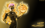 Quentin Quire Halloween by micahdraws