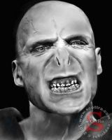 Lord Voldemort by ScOttRa