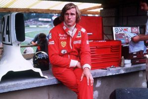 James Hunt (Great Britain 1974) by F1-history