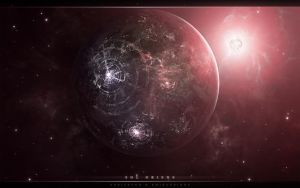 Sol Oriens - Collab - by AdrienCGD