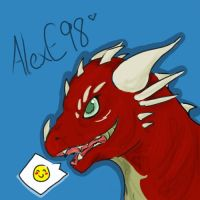 AlexE98's (my) New Icon!! by AlexE98