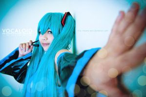 Miku - My reply by Yushu-Eien