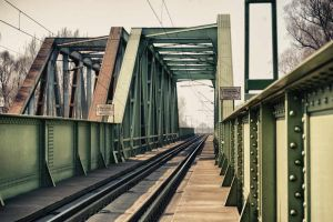 Railway bridge 02 by Steveewonder