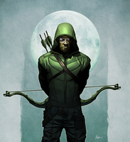 Arrow by HansNomad