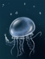 Bubble Jelly by FelineMyth