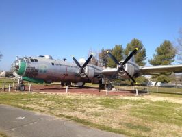 Boeing B-29 Superfortress by Jetster1