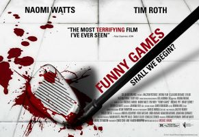 Funny Games Teaser by neverdying