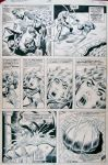 Red Sonja vs Giant Clam #2 by 4thcoming