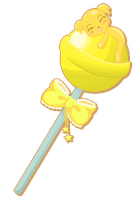 Lollipop Gummy Hug - Dju Lemon by Melody-Kitn