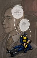 X-Men First Class -SPOILER- by autis