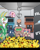 CLAW MACHINE! HECK YEAH! by Fishlover