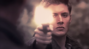 Dean Winchester/Jensen Ackles Edit 12 by Cammerel