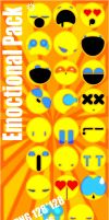 Emoctional Pack by hellcrawler