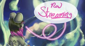 Now Streaming by mouseymachinations