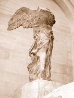 Winged Victory by mariposa116
