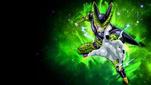 Perfect Cell Wallpaper by HatimLRB