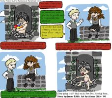 + Harry Potter--Part One + by androideighteen
