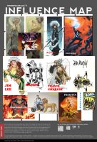 MY INFLUENCE MAP by innerpeace1979