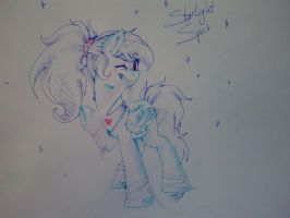 Starlight spirit ((CP)) by Drawing-Heart