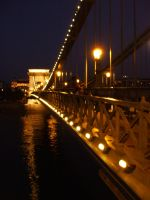 Chain Bridge III. by g-judit